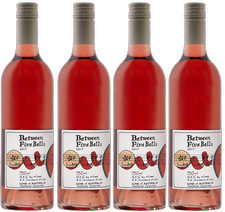 2017 Between Five Bells Rose 4pk