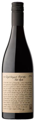 2017 Hat Rock Pinot Noir Single Vineyard