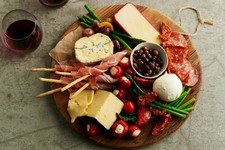 Cheese & Charcuterie Platter for 2